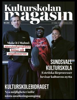 Kulturskolan magasin nr 6 2020